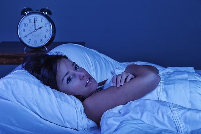 Cka me bo kur nuk mund të flesh