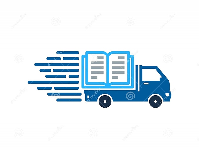 Delivery te Librave ne Prishtine