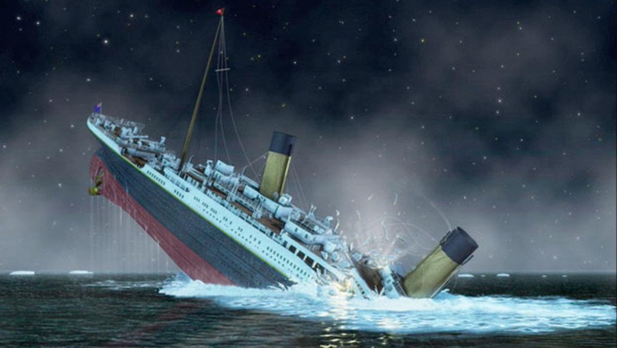 Qysh e ka emrin anija ne filmin titanic