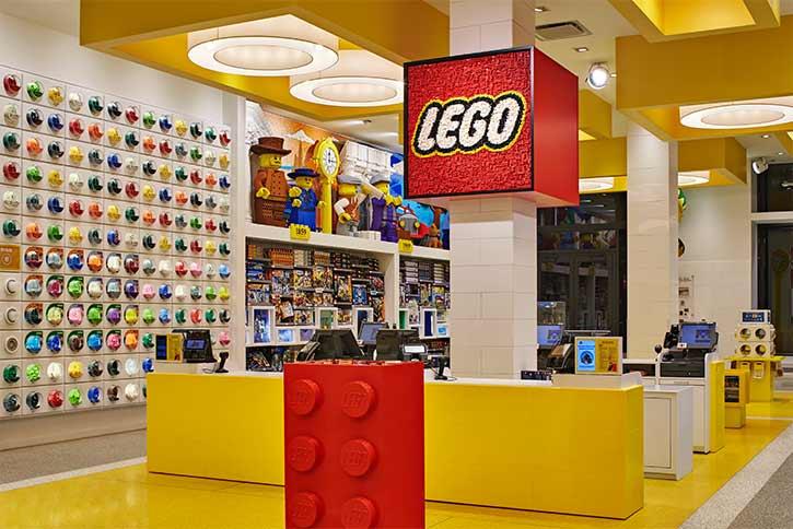 Ku me ble Lego ne Kosove