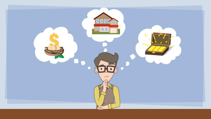Cila eshte menyra me e mire per te investuar parate